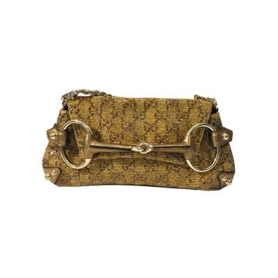 Gold bead shoulder Bag-0