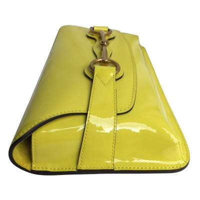 Patent leather Clutch-7
