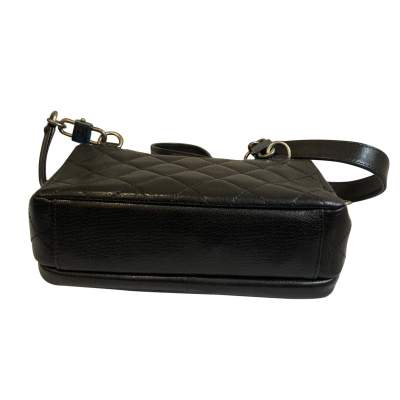 New small black leather Bag-9