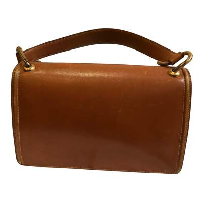 Vintage Princess leather Bag -3