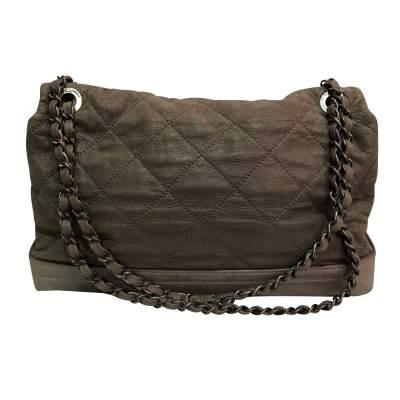 Shiny leather Bag-3