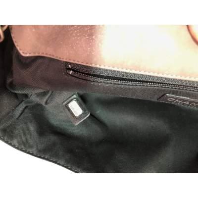 Shiny leather Bag-11