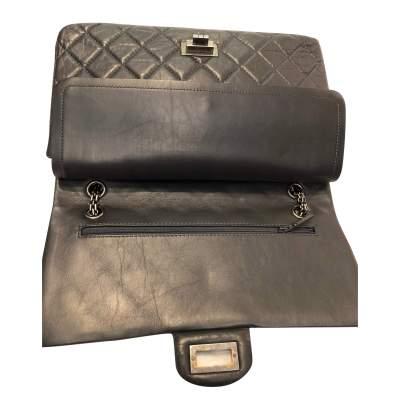 Gray timeless Bag -9