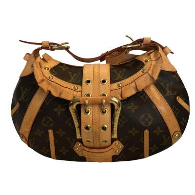 Brown canvas Bag-0