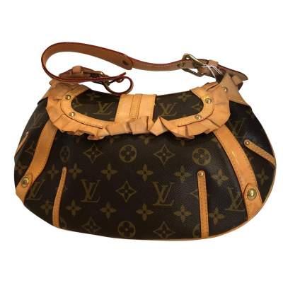 Brown canvas Bag-3