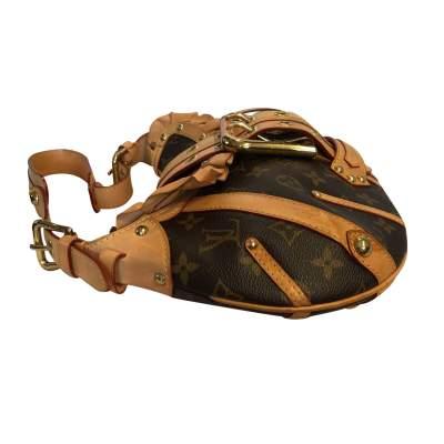 Brown canvas Bag-5