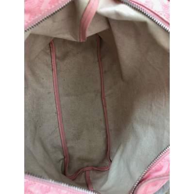 Pink tote Bag-11