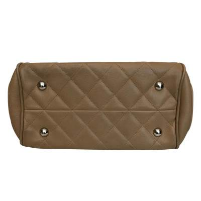 Quilted leather Bag -7