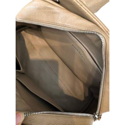 Quilted leather Bag -9