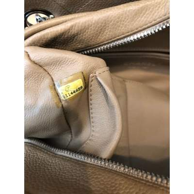Quilted leather Bag -11
