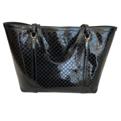Leather tote Bag -3