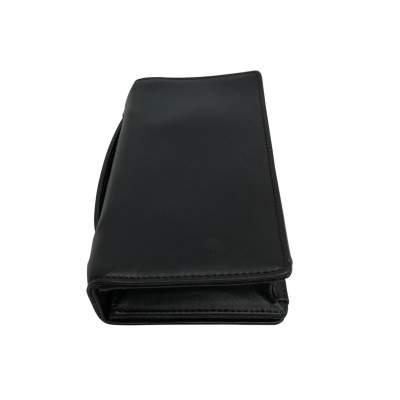 Leather hard Clutch-7