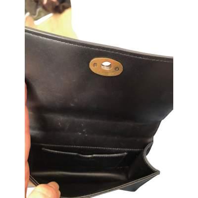 Leather hard Clutch-11
