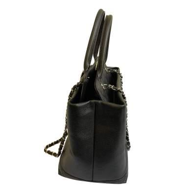 Rigid leather Bag-5