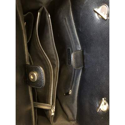 Rigid leather Bag-9