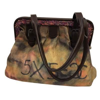 New runaway graffiti Bag-3