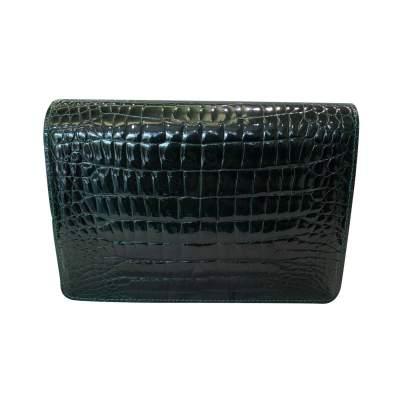 Vintage green Bag -3