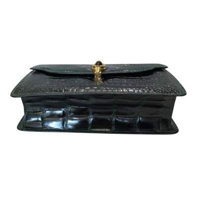 Vintage green Bag -9