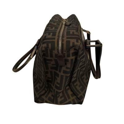 Canvas leather Bag-7