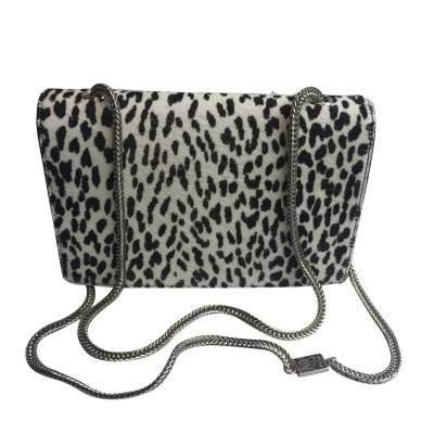 Black and white Handbag-3
