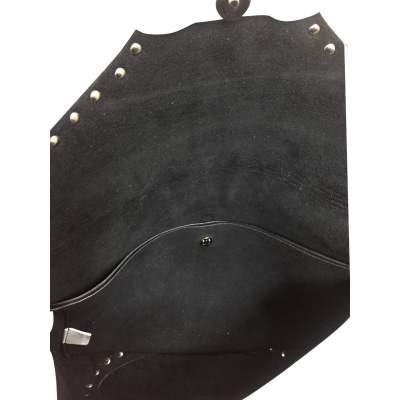 White leather shoulder Bag-9