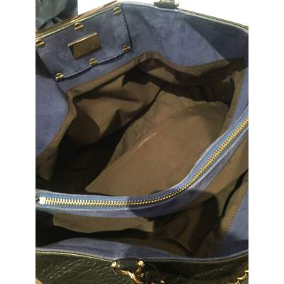 Large MIA marine leather Tote-9