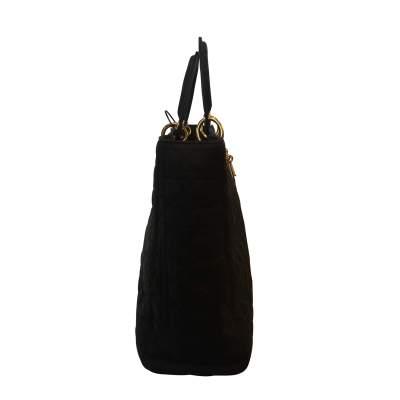 Black Lady Dior canvas Bag-7
