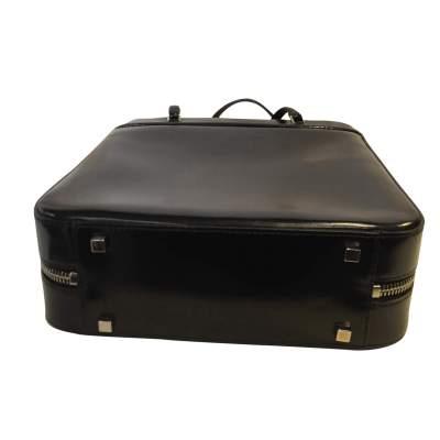 Black patent Bag-9