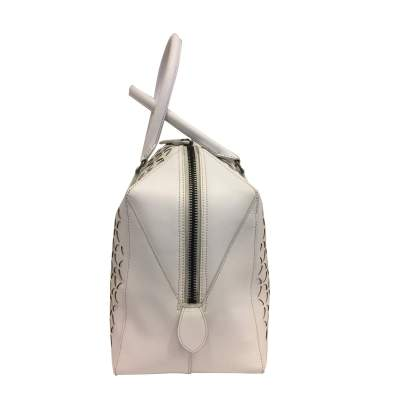 White leather Bag-5