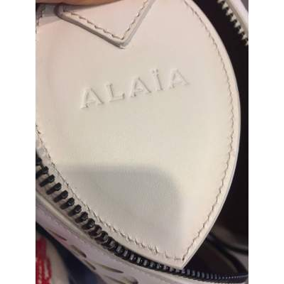 White leather Bag-11