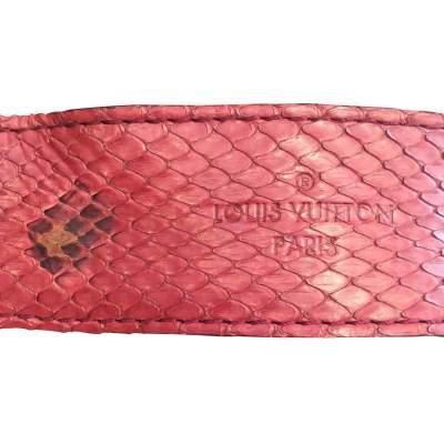 Raspberry python Handbag-11
