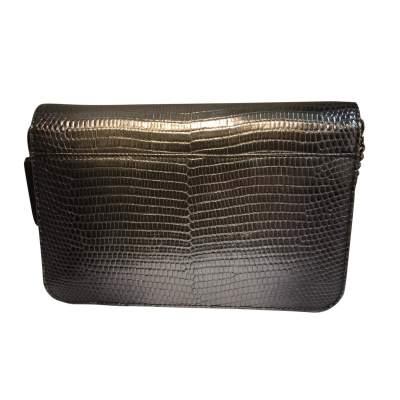Silver snake Bag-3