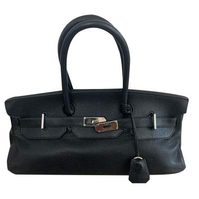 Birkin Shoulder Black JPG -0