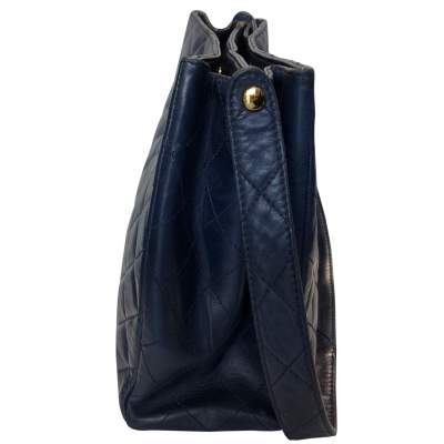 Quilted leather Bag-5
