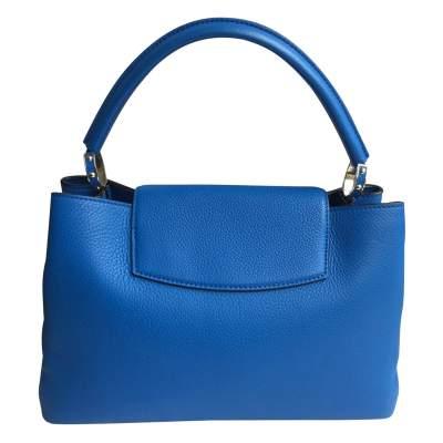 Blue Capucine Handbag-3