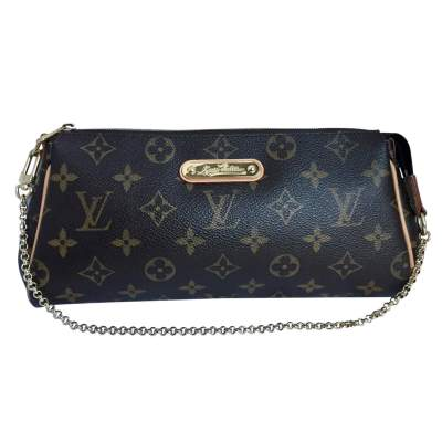 Monogram canvas Clutch-0