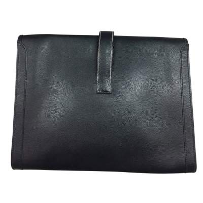 Leather documents Pouch-3