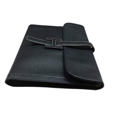 Leather documents Pouch-5