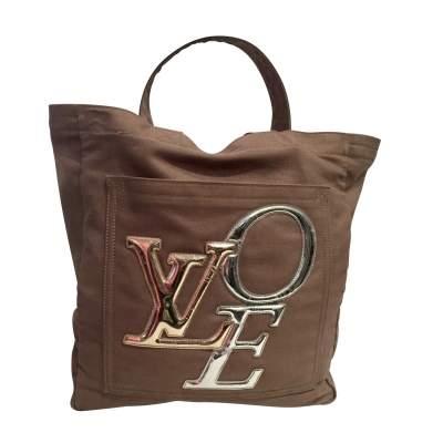 LOVE tote Bag -1