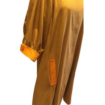 Vintage '84 silk Dress-7