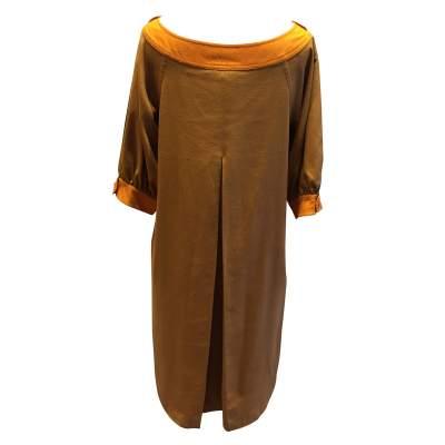 Vintage '84 silk Dress-3