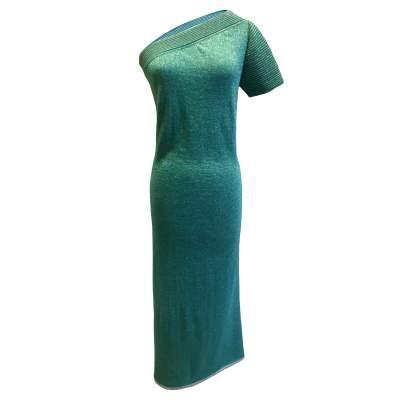 Vintage Knit Dress-1