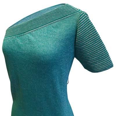 Vintage Knit Dress-5