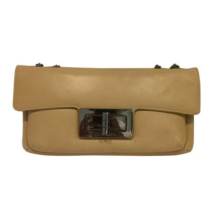 Lambskin Handbag-0