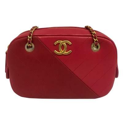 Pink Camera Handbag-0