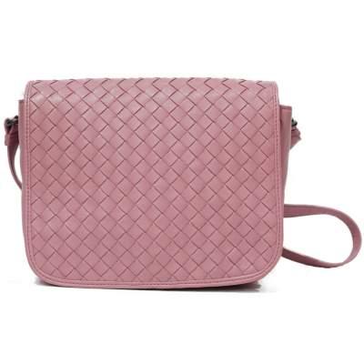 Pink parma shoulder Bag-0