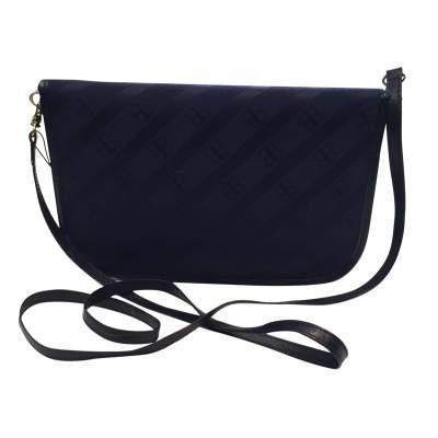 Vintage 1990 monogrammed Shoulder Bag-3
