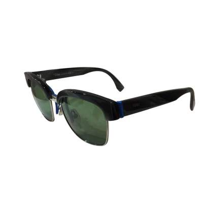 Black and gray Sunglasses-0