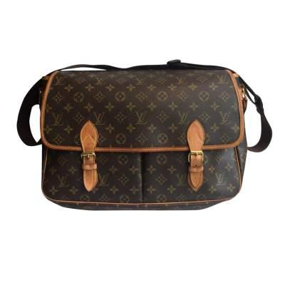 Vintage satchel Bag-0