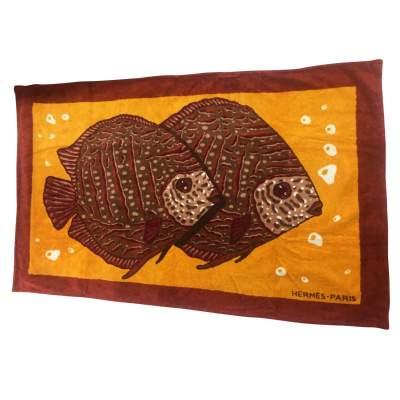 Fish beach Towel -0